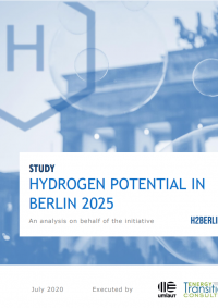 Study Hydrogen Potential in Berlin 2025
